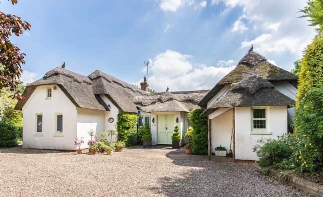 Cob Cottage, Lincolnshire