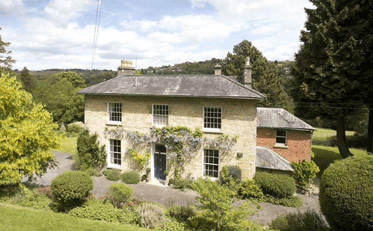 Chester Hill House, Gloucestershire