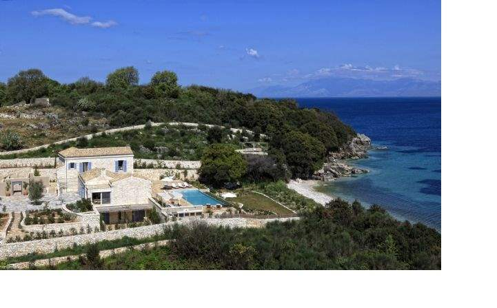 6 of the Best: Avlaki, Corfu - Pool and Gardens