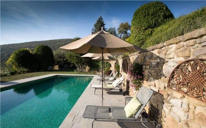 Villa Cortona, Cortona, Tuscany, Italy