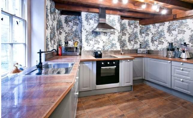 Kitchen, Daisy Cottage, North Yorkshire
