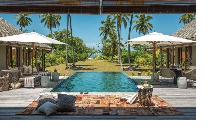 Desroches Island Resort, Seychelles - Pool