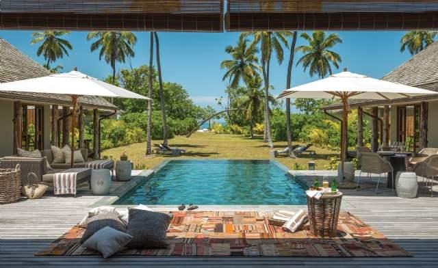 6 of the Best: Desroches Island Resort, Seychelles