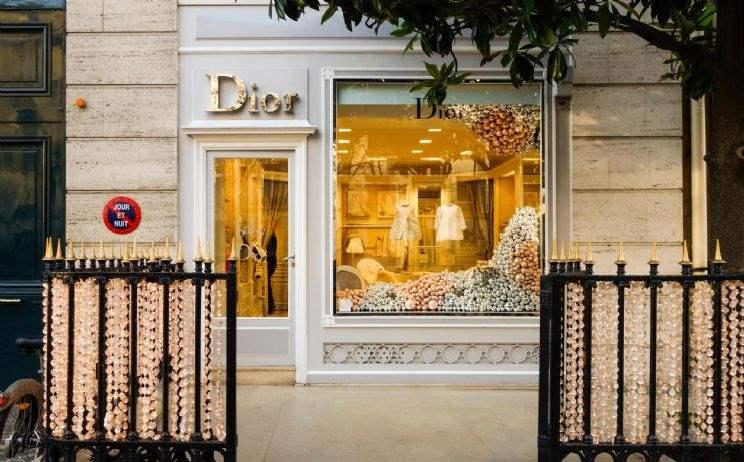 Dior childrenswear