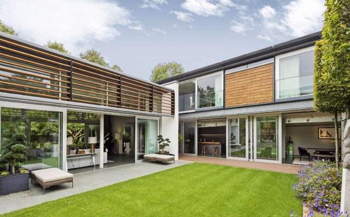 Drum House, River Lane, Richmond, Surrey