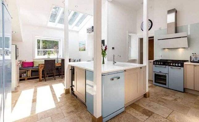 Kitchen - Duart Tower, Argyll