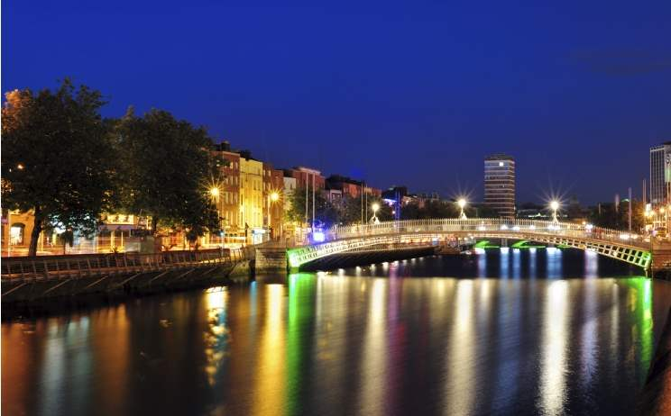 Bright lights, small cities