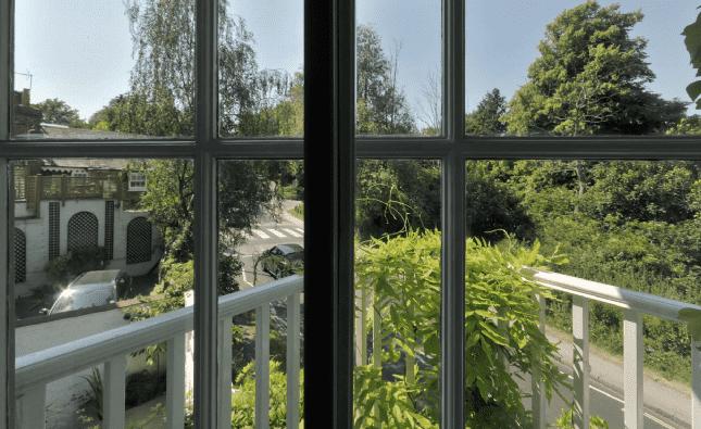East Heath Road Hampstead - View