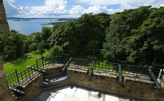 Scottish Castles for Hogmanay