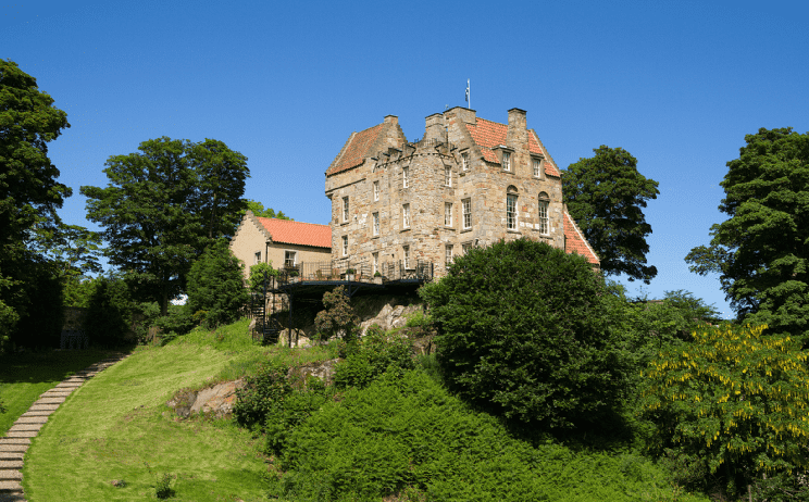 Scottish Castles for Hogmanay