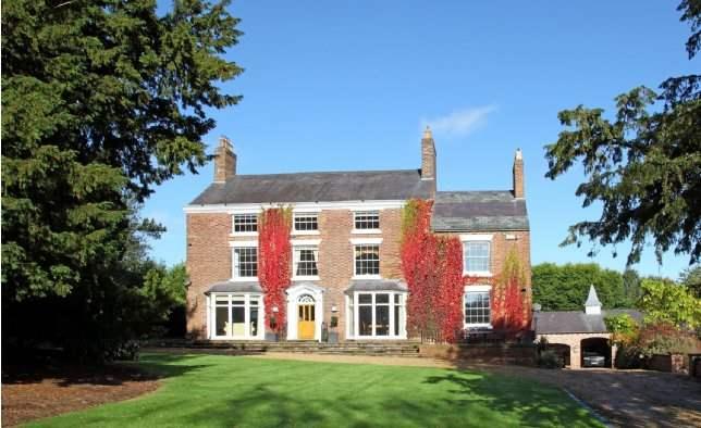 Eaton Hill House, Cheshire