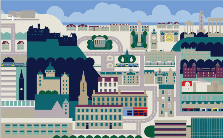 Edinburgh: a global city in demand