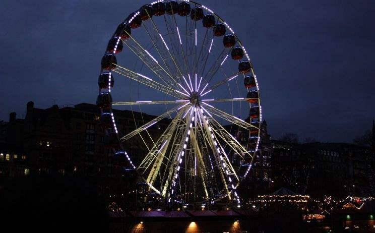 Edinburgh wheel