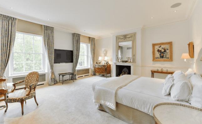 Elizabeth Street Knightsbridge - Bedroom