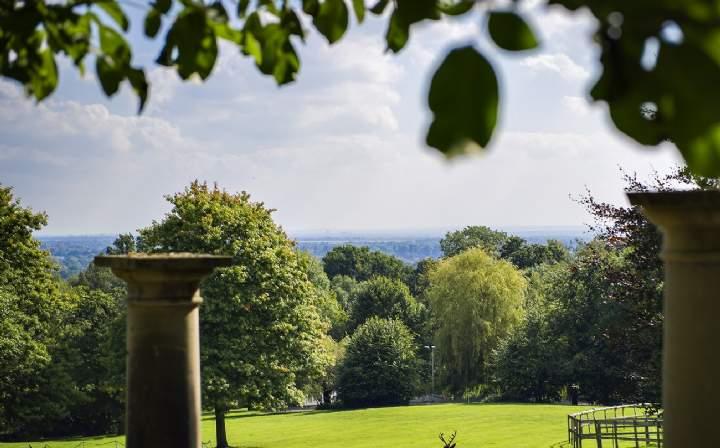 Englefield Park, Coopers Hill Lane, Englefield Green, Egham