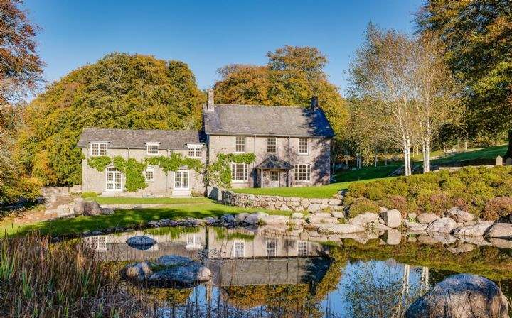 Everley, Dartmoor National Park, Nr North Bovey, Devon