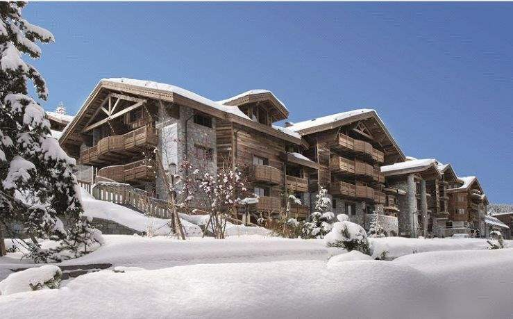 Six Senses Residences, Courchevel