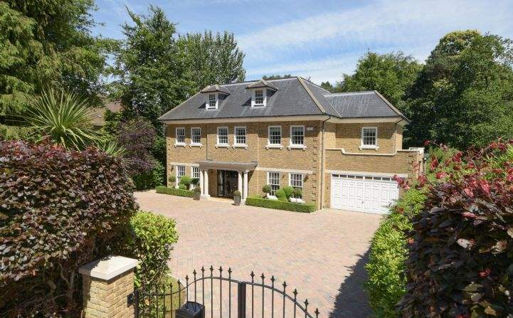Fairacre, Weybridge, Surrey