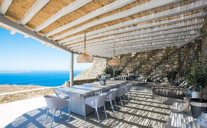 Fanari, Mykonos, Cyclades Islands, Greece