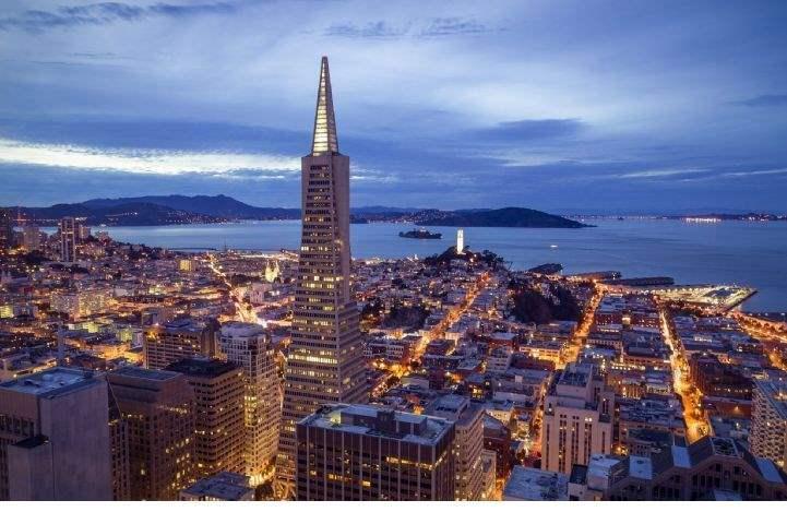 Financial Centre, San Francisco