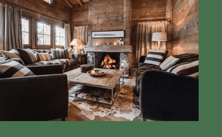 Fireplace Ba Combe Verbier