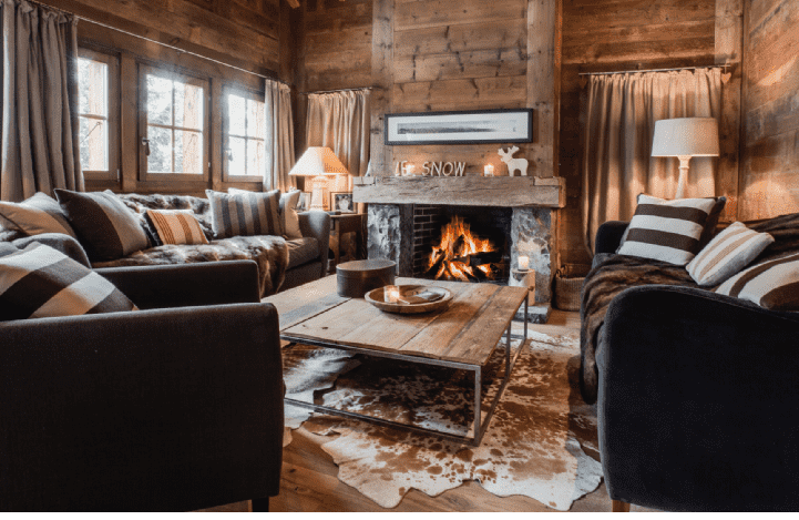 5 must haves in a luxury chalet