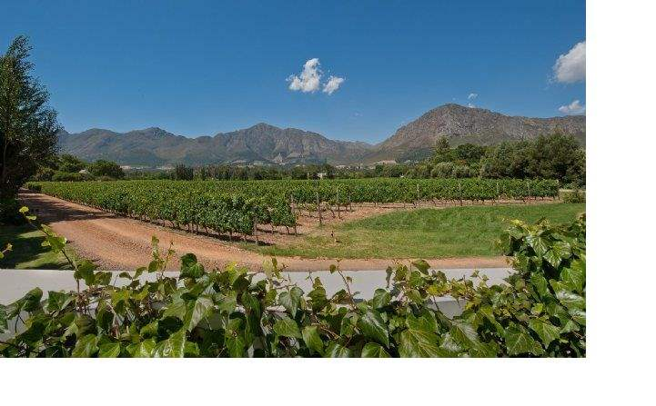 Le Jardinet on Champagne, Western Cape