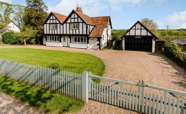 Frogmill House, Berkshire