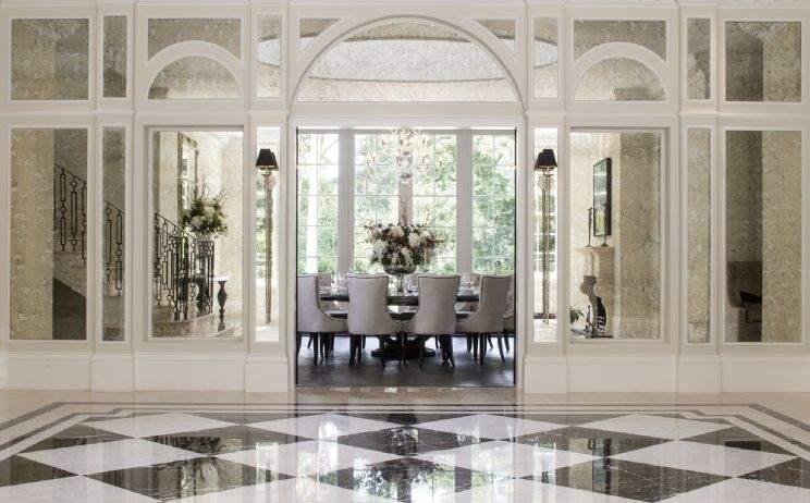Surrey's private estates