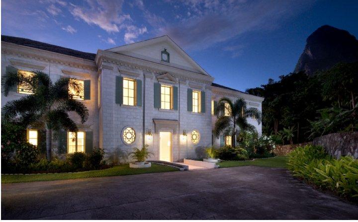La Belle Helene, Beau Estate, Soufriere, St Lucia