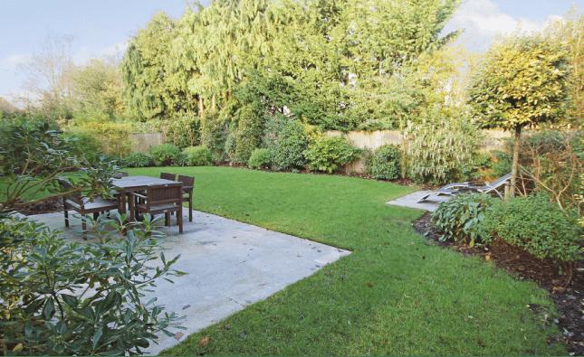 Garden, Sandelswood End Beaconsfield