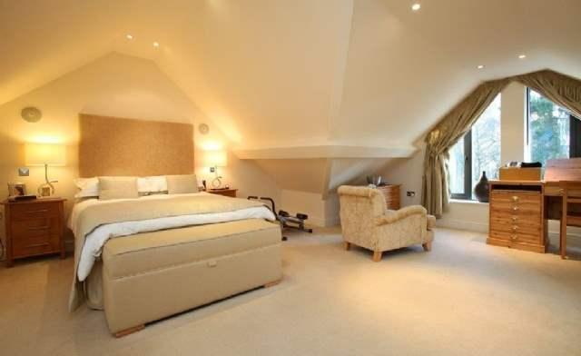 Bedroom, Glan Hafren, Cardiff