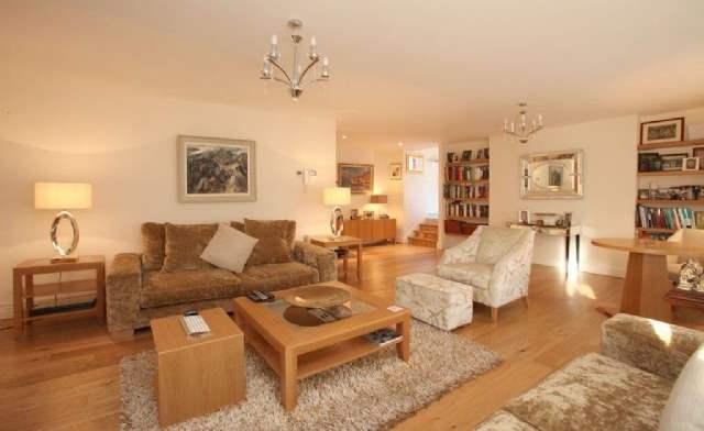 Living/dining room, Glan Hafren, Cardiff