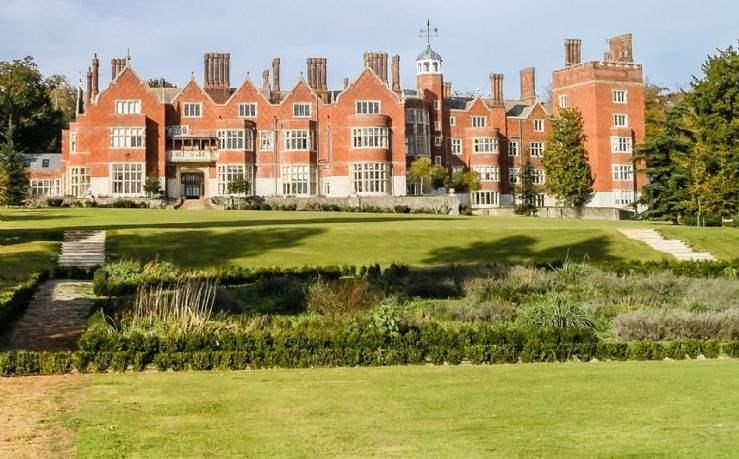 Goldings Hall, Hertford, Hertfordshire