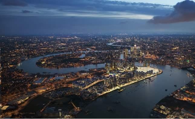 6 of the Best: Greenwich Peninsula, London