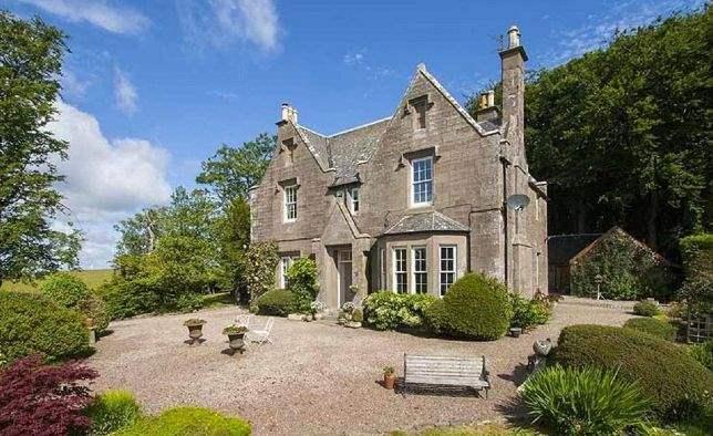 Greystone House, Arbroath