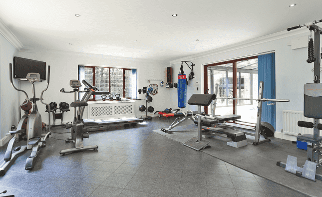 Gym, High View Road, Lightwater, Surrey