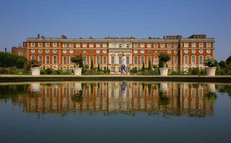 Hampton Court, Richmond-upon-Thames