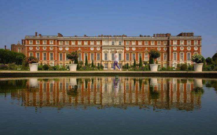 Hampton Court, Richmond-upon-Thames