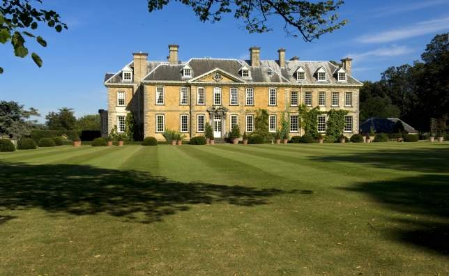 Harmston Hall, Lincolnshire