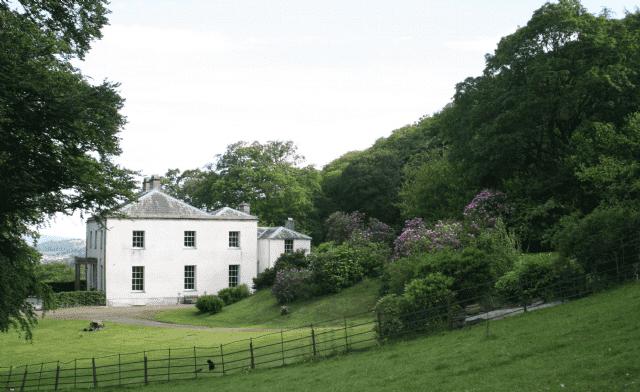 Hendre House, Llanwrst, Caenarvonshire