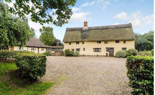 High Common Cottage, Norwich, Norfolk