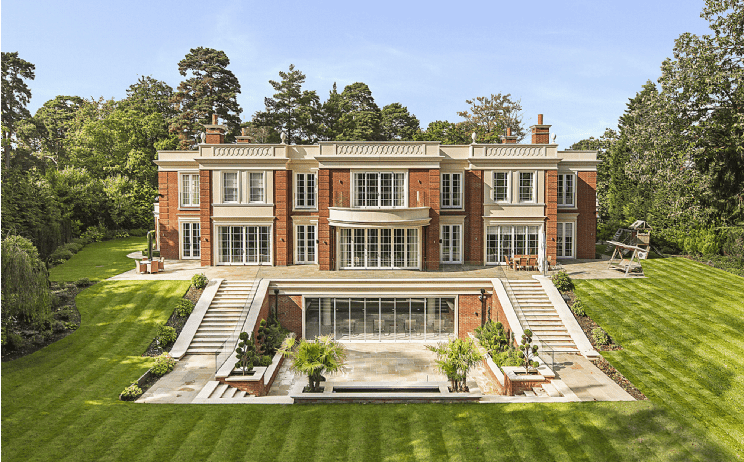 6 of the Best: Highwood House, St Georges Hill, Surrey