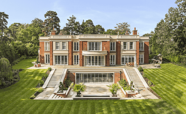 Highwood House, St Georges Hill, Surrey