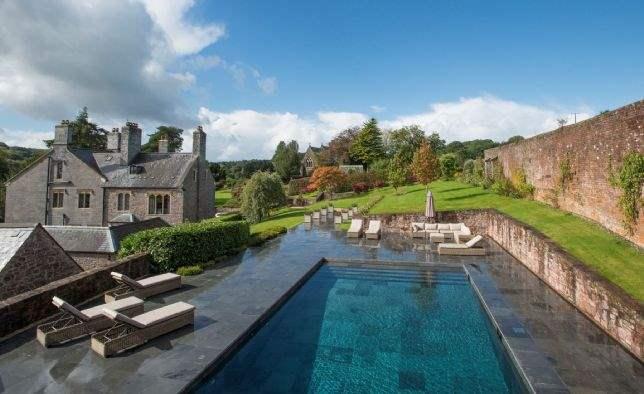 Hockworthy House, Hockworthy, Wellington, Somerset