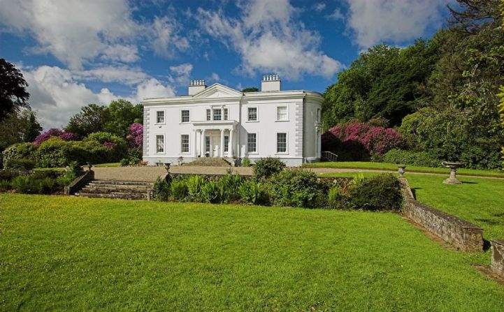 Hollywood House, Glenealy, Co. Wicklow