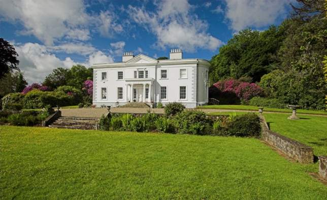 6 of the Best:Hollywood House, Co Wicklow