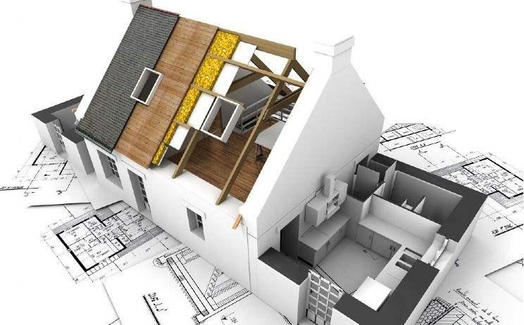 Self-build home