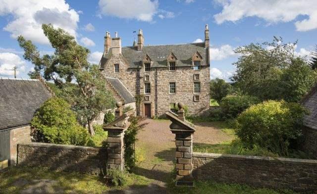 Illieston Castle, Broxburn, West Lothian