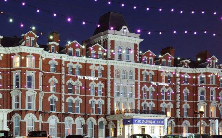 The Imperial Hotel, Blackpool